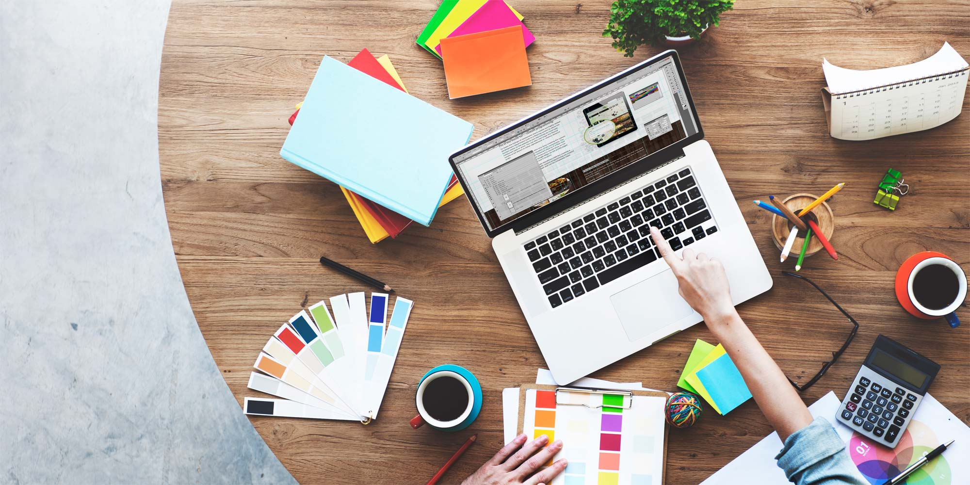 Give a New Dimension in Your Business With Web Designing Services