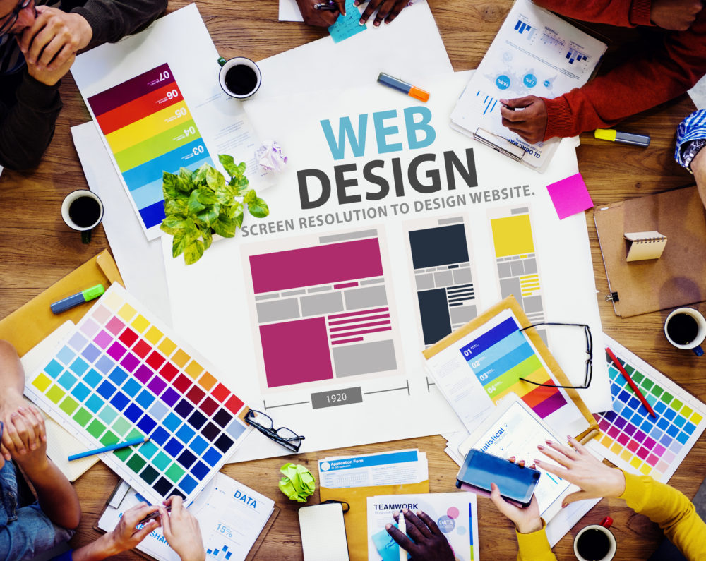 Top 3 Factors To Consider While Developing Your Own Website Design
